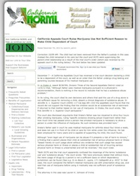 News NORML - In Re Drake M.